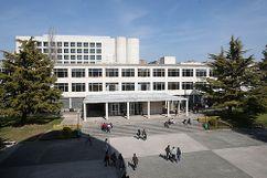 Biblioteca de la Universidad de Navarra, Pamplona (1996-1998)