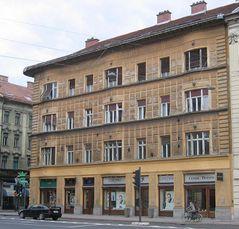 Casa Hribar en Ljubljana