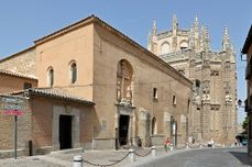 Toledo - Monasterio de San Juan de los Reyes 02.jpg