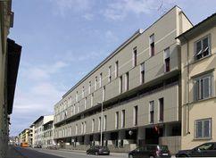 Sede de la Prefectura, Florencia (1968-1972), junto con Edoardo Detti.