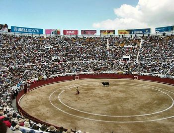 Monumental Plaza de Toros Quito