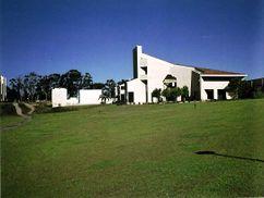 Faculty Club, Universidad de Santa Bárbara, California (1966-1968)}}