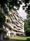 viviendas en Händelallee 3-9 de Walter Gropius