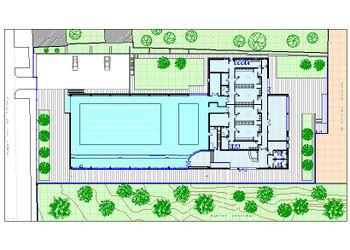 Planos de piscinas planos completo bbqpiscina playa for Planos de piscinas temperadas