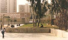 desde la entrada norte (1992)