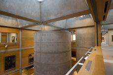 Louis Kahn.Centro de Arte Británico de Yale.7.jpg