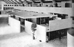 Casa para una pareja sin hijos en la Exposición alemana de la construcción de 1931 en Berlín