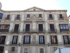 Ampliación del Palacio Episcopal, Barcelona (1782-1784)