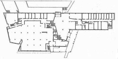 Alvar Aalto.Biblioteca de la Universidad Técnica de Otaniemi.Planos2.jpg