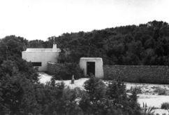 Casa Vries, Formentera (1963-1964)