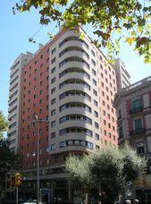 Edificio Fábregas, Barcelona (1934-1943)