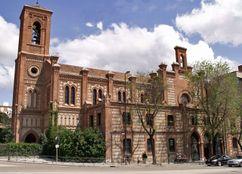 Iglesia de Santa Cristina, Madrid (1904)