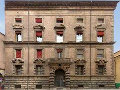 Palacio Bocchi, Bolonia (1545)