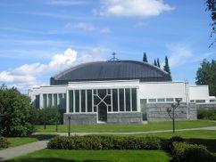 Iglesia de Lieksa, Karelia (1979–1982)