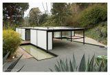 CSH # 21-B (Casa Bailey) de Pierre Koenig, Los Ángeles (1958)