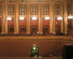 Praha Rudolfinum Interior Tier 2003.jpg