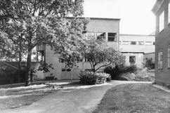 Ampliación de la Escuela Secundaria de Karlshamn (1929-36)