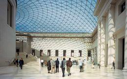 Gran Patio del Museo Británico, Londres (1994-2000)