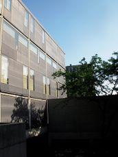 Louis Kahn.Centro de Arte Británico de Yale.3.jpg