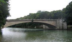 Puente Luitpold, Munich (1900–1901)
