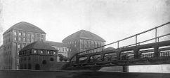 Puente sobre el Rin en Colonia (1910-1911)