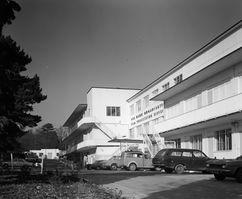 Laboratorios cinematográficos Rank,  Denham, Reino Unido (1936)