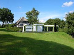 Casa de verano Kubeflex, Museo Trapholt,  Kolding (1969-1970)