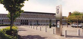 Ayuntamiento de Taarnby, Dinamarca (1957-1959)