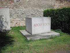 Tumba de Adolf Loos, Viena (1931)