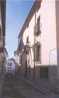 Casa consistorial de Potríes