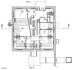 Le Corbusier.Iglesia Saint Pierre.planos1.jpg