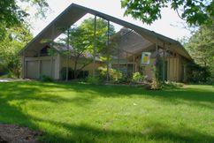 Prototipo de casa para la Womans Home Companion, Warson Woods, St. Louis County, MO (1956)