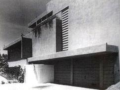 Casa estudio Hilaire Hiler, Hollywood (1941)