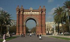 Arco de Triunfo de Barcelona (1888)