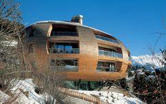 Chesa Futura, St Moritz, Suiza (2000-2004)