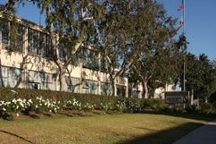 Emerson Junior High School, West Los Angeles, California (1938)