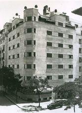 Hotel Gaylord, Madrid (1931-1933), junto con Luis Blanco Soler