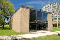 Capilla, Illinois Institute of Technology, Chicago (1950-56)