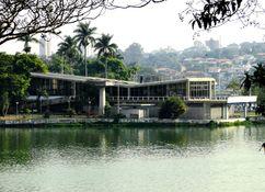 Club náutico, Minas Gerais (1942)