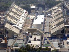 Sambódromo de Marquês de Sapucaí, Río de Janeiro (1983-1984)