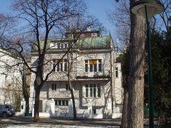 Reforma de villa Strasser, Viena, Austria. 1919