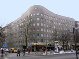 Edificio bonjour tristesse, Berlín (1982-1990)