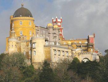 El palacio de Pena