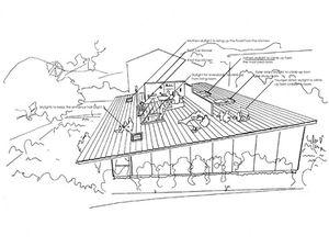Rooof house.Tezuka.sketch.jpg