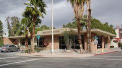 Centro de visitantes y Cámara de Comercio, Palm Springs (1953)
