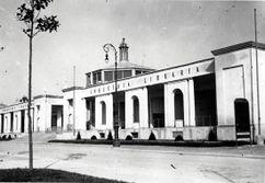 Pabellón de la Industria Gráfica, Fiera Campionaria, Milán (1927) junto con Emilio Lancia