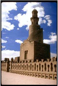 Minarete de Ibn Tulun