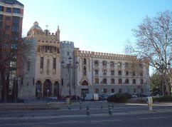 Iglesia de Santa Teresa y San José, Madrid (1923-1928)