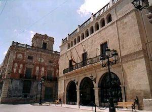 Casa consistorial de Castalla