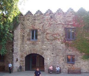 Entrada al Museo Marítimo de Barcelona